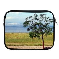 Sea Of Galilee Apple iPad Zippered Sleeve