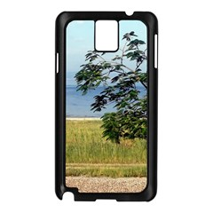 Sea Of Galilee Samsung Galaxy Note 3 N9005 Case (Black)
