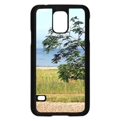 Sea Of Galilee Samsung Galaxy S5 Case (black)