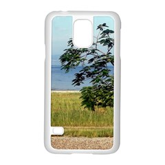 Sea Of Galilee Samsung Galaxy S5 Case (white)