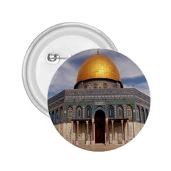The Dome Of The Rock  2.25  Button