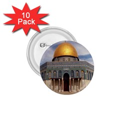 The Dome Of The Rock  1 75  Button (10 Pack)