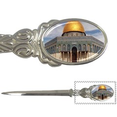 The Dome Of The Rock  Letter Opener