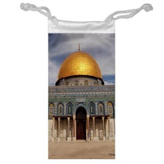 The Dome Of The Rock  Jewelry Bag