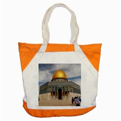 The Dome Of The Rock  Accent Tote Bag