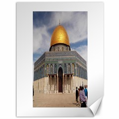 The Dome Of The Rock  Canvas 36  X 48  (unframed)