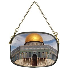 The Dome Of The Rock  Chain Purse (one Side)