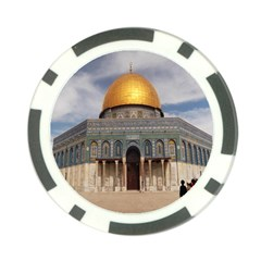 The Dome Of The Rock  Poker Chip (10 Pack)