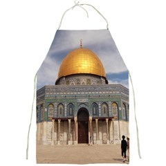 The Dome Of The Rock  Apron