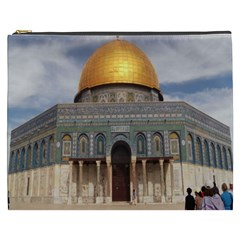 The Dome Of The Rock  Cosmetic Bag (xxxl)