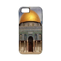 The Dome Of The Rock  Apple Iphone 5 Classic Hardshell Case (pc+silicone)