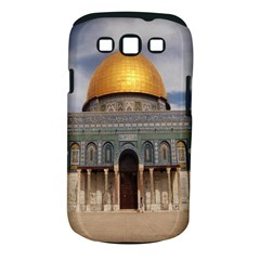 The Dome Of The Rock  Samsung Galaxy S III Classic Hardshell Case (PC+Silicone)