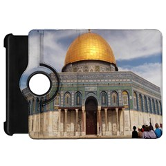 The Dome Of The Rock  Kindle Fire Hd 7  (1st Gen) Flip 360 Case
