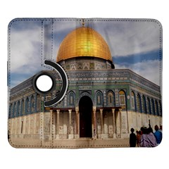 The Dome Of The Rock  Samsung Galaxy Note II Flip 360 Case
