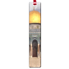 The Dome Of The Rock  Large Bookmark