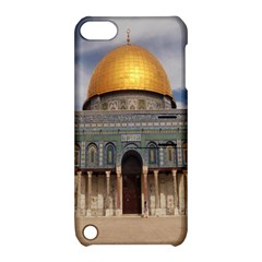 The Dome Of The Rock  Apple Ipod Touch 5 Hardshell Case With Stand