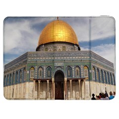 The Dome Of The Rock  Samsung Galaxy Tab 7  P1000 Flip Case
