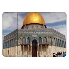 The Dome Of The Rock  Samsung Galaxy Tab 8.9  P7300 Flip Case