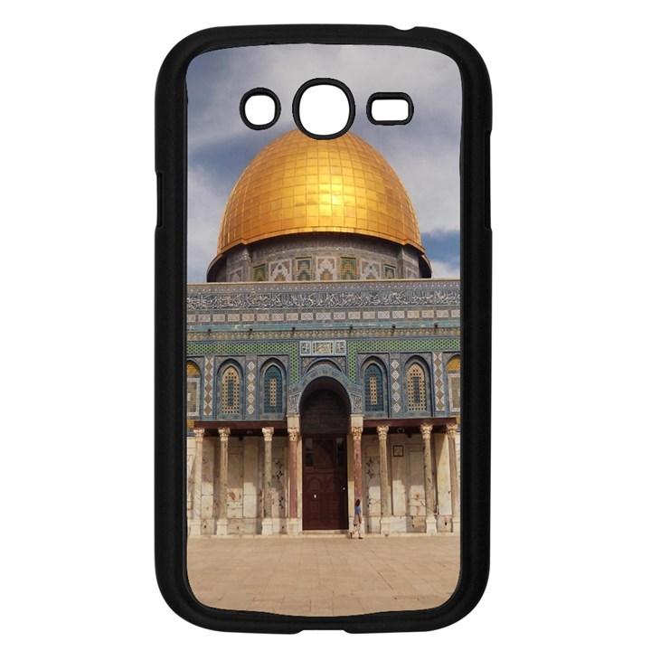 The Dome Of The Rock  Samsung Galaxy Grand DUOS I9082 Case (Black)