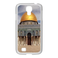 The Dome Of The Rock  Samsung GALAXY S4 I9500/ I9505 Case (White)