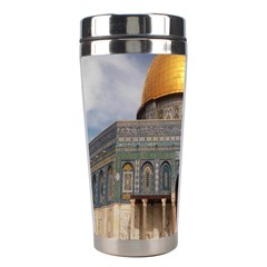 The Dome Of The Rock  Stainless Steel Travel Tumbler