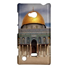 The Dome Of The Rock  Nokia Lumia 720 Hardshell Case