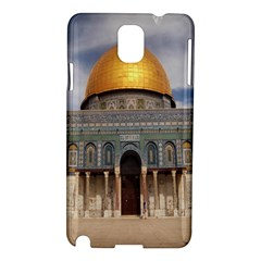 The Dome Of The Rock  Samsung Galaxy Note 3 N9005 Hardshell Case