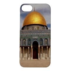 The Dome Of The Rock  Apple iPhone 5S Hardshell Case