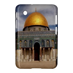 The Dome Of The Rock  Samsung Galaxy Tab 2 (7 ) P3100 Hardshell Case