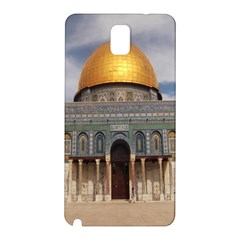 The Dome Of The Rock  Samsung Galaxy Note 3 N9005 Hardshell Back Case