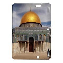 The Dome Of The Rock  Kindle Fire HDX 8.9  Hardshell Case