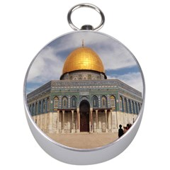 The Dome Of The Rock  Silver Compass