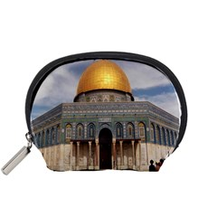 The Dome Of The Rock  Accessory Pouch (small)