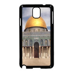 The Dome Of The Rock  Samsung Galaxy Note 3 Neo Hardshell Case (Black)