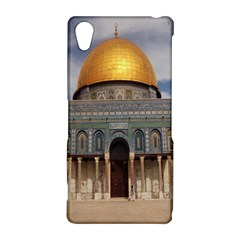 The Dome Of The Rock  Sony Xperia Z2 Hardshell Case