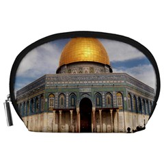 The Dome Of The Rock  Accessory Pouch (Large)