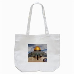 The Dome Of The Rock  Tote Bag (white)