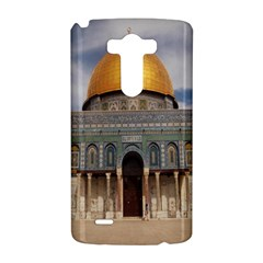 The Dome Of The Rock  LG G3 Hardshell Case