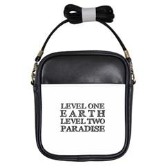 Level One Earth Girl s Sling Bag