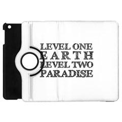 Level One Earth Apple Ipad Mini Flip 360 Case