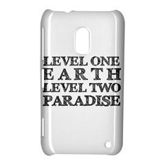 Level One Earth Nokia Lumia 620 Hardshell Case