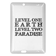 Level One Earth Kindle Fire HD 7  (2nd Gen) Hardshell Case