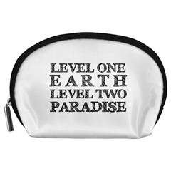 Level One Earth Accessory Pouch (Large)