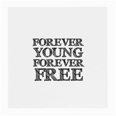 Forever Young Glasses Cloth (medium, Two Sided)