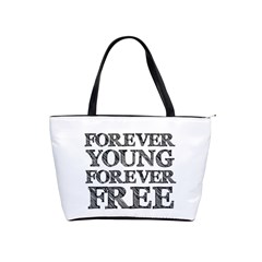 Forever Young Large Shoulder Bag