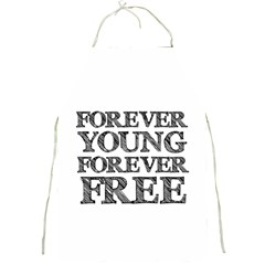 Forever Young Apron