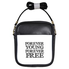 Forever Young Girl s Sling Bag