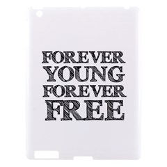 Forever Young Apple Ipad 3/4 Hardshell Case