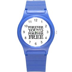 Forever Young Plastic Sport Watch (small)