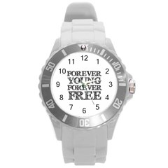 Forever Young Plastic Sport Watch (Large)
